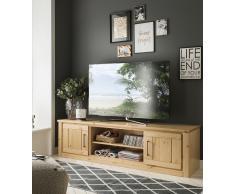 TV- Board 187x52cm 'Kalmar' Kiefer massiv
