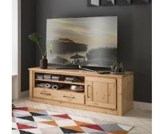 TV- Board 154x52cm 'Kalmar' Kiefer massiv