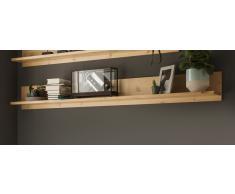 Wandboard 188cm 'Kalmar' Kiefer massiv lackiert FSC MIX 70%