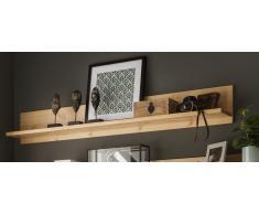 Wandboard 154cm 'Kalmar' Kiefer massiv lackiert FSC MIX 70%