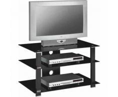 Tv-Rack, Schwarz, BOXXX