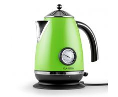 Aquavita Chalet Wasserkocher grün 1,7 Liter 2200W