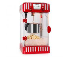 Volcano Popcornmaschine 300W Rührwerk Edelstahl-Topf