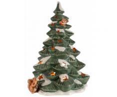 Goebel Lichterbaum mit LED Teelicht, grün, Unisex, grün
