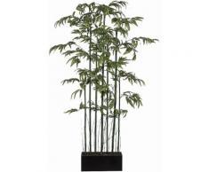 Home affaire Kunstpflanze »Bambus Raumteiler«, grün
