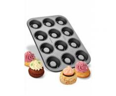 Cupcake-Backblech, Zenker, grau, Unisex