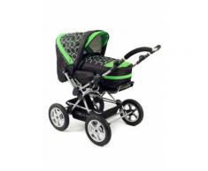 CHIC4BABY, Kombi-Kinderwagen »Viva, Orbit green«, Kinder