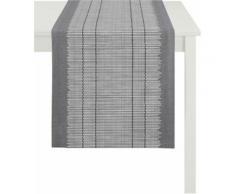 Tischläufer, Apelt, »3033 Loft Bambusmatte«, grau, grau