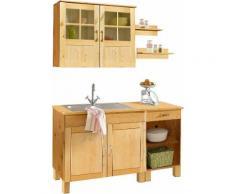 Küchenblock »Alby« Breite 150 cm, natur, geölt