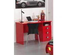 Schreibtisch, Vipack, rot, Kinder