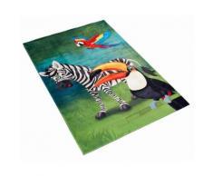 Kinderteppich, »Lovely Kids 402«, Böing Carpet, rechteckig, Höhe 6 mm, gedruckt, bunt, bunt