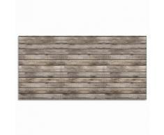 Home affaire, Magnettafel, »Holz«, 70/50 cm, braun, braun
