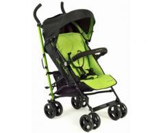 CHIC4BABY Buggy mit verstellbarer Rückenlehne, »Leni, lemongreen«, grün, Unisex, lemongreen