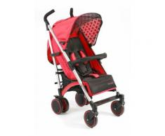 CHIC4BABY, Kinder-Buggy »Luca, rot«, Kinder