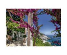 Fototapete, Komar, »Amalfi« 368/254 cm, bunt, bunt