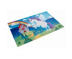 Kinderteppich, »Lovely Kids 401«, Böing Carpet, rechteckig, Höhe 6 mm, gedruckt, bunt, bunt