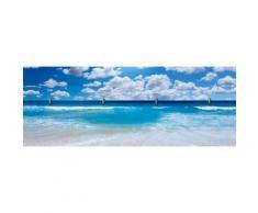 Home affaire, Schlüsselbrett, »Gorgeous Beach«, 40/15 cm