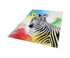 Kinder-Teppich, Impression, »Bambino 2106«, Höhe 11 cm, gewebt, bunt, bunt