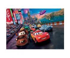Home affaire Fototapete »Cars 2«, 254/184 cm, bunt, bunt