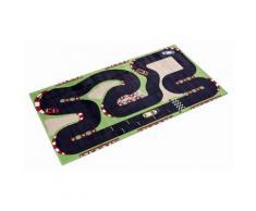 Kinderteppich, »Lovely Kids 407«, Böing Carpet, rechteckig, Höhe 6 mm, gedruckt, bunt, bunt
