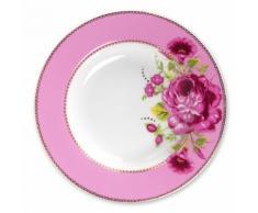 Suppenteller »Shabby Chic« (6er-Set), PiP Studio, rosa, pink
