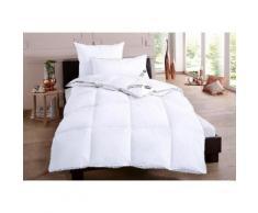 Set: 4-Jahreszeiten-Bettdecken + Kopfkissen my home Königlich Schlafen, 4-Jahreszeiten, 4-Jahreszeiten