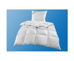 Set: Feder-/Daunenbettdecken + Kopfkissen, »Lyocell (TENCEL®)«, my home, Warm, 50% Daunen, 50% Federn, Warm