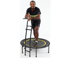 Joka Fit Fitness Trampolin, »Cacau«, schwarz-gelb, schwarz, Unisex, schwarz-gelb
