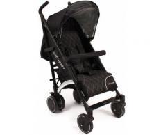 CHIC4BABY Buggy mit schwenkbaren Vorderrädern, »Luca black«, schwarz, Kinder, black