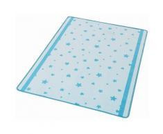 Kinder-Teppich, Hanse Home, »Sterne & Herzen«, getuftet, blau, blau