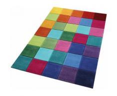 Kinder-Teppich, Smart Kids, »Smart Square«, handgetuftet, bunt, bunt