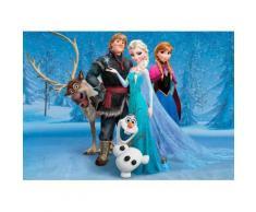 Home affaire Fototapete »Disney Frozen«, 254/184 cm, bunt, bunt