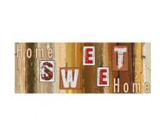 Home affaire, Schlüsselbrett, »Home sweet home«, 40/15 cm