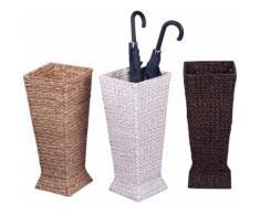Home affaire Schirmständer mit herausnehmbarer Tropfschale, braun, braun