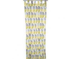 Vorhang, Tom Tailor, »Stork«, mit Schlaufen (1 Stück), grün, grün