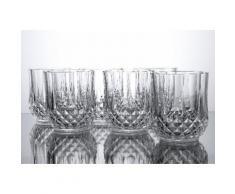 Whiskybecher, »Longchamp«, Luminarc (6er Set), transparent, Unisex, transparent