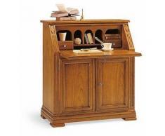 SELVA Sekretär »Villa Borghese« Modell 6372, braun, kirschbaumfarbig antik