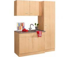 Küchenblock »Elster«, Breite 150 cm, natur, Buche