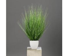 Home affaire Kunstpflanze »Gras im Topf«, grün, grün