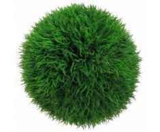 Home affaire Kunstpflanze »Graskugel«, grün