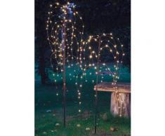 LED Baum, »Trauerweide«, braun, Unisex, braun