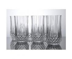Longdrinkgläser, »Longchamp«, Luminarc (6er Set), transparent, Unisex, transparent