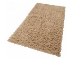 Fell-Teppich, Böing Carpet, »Flokati 1500 g«, handgearbeitet, Wolle, natur, sand