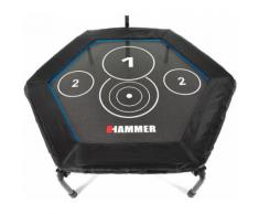 Hammer Fitness-Trampolin, »Cross Jump«, grau, Unisex, grau