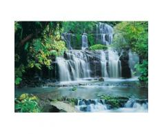Fototapete, Komar, »Pura Kaunui Falls«, 368/254 cm