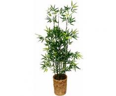 Kunstpflanze »Bambus«, grün, grün