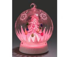 Konstsmide LED Glaskugel, »Weihnachtsbaum«, weiß, Unisex, weiß
