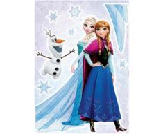 Wandsticker, Komar, »Frozen Sisters«, 50/70 cm, bunt, bunt