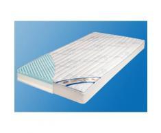 Matratze für Babys & Kleinkinder, »Dr. Lübbe Air Plus«, Zöllner, 11 cm hoch, weiß, Kinder