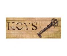 Home affaire, Schlüsselbrett, »Schlüssel - Keys«, 40/15 cm